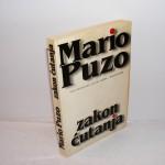 Zakon ćutanja, Mario Puzo (RASPRODATO IZDANJE)